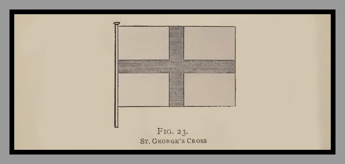 History of St. George's Cross Flag
